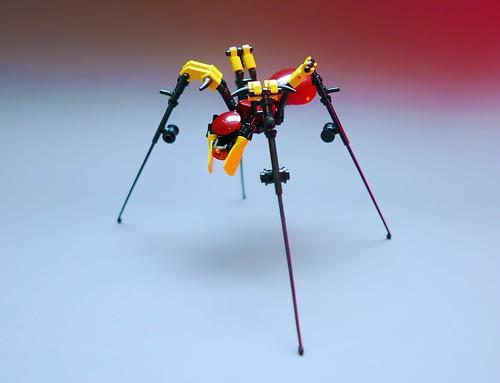 Daddy 4 longlegs LEGO MOC