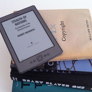 books I read on vacation | by Paul Keller