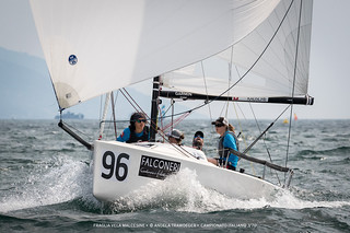 Campionato Italiano J-70 - Angela Trawoeger_K3I4601