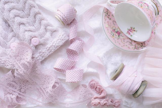 292/365: Shades of pink