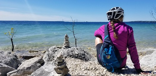 These pics were taking all over Michigan. From mackinaw island to Marquette to grand Rapids. Me and Jen have a blast where ever we go on our bikes.