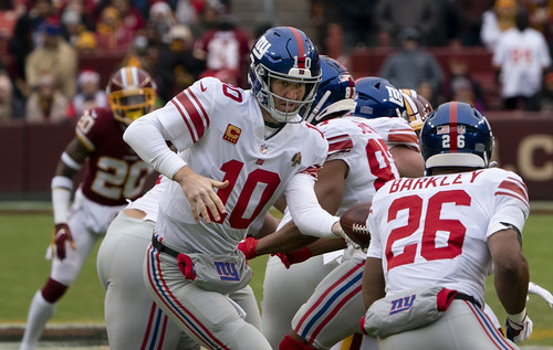 Eli Manning | by Keith Allison