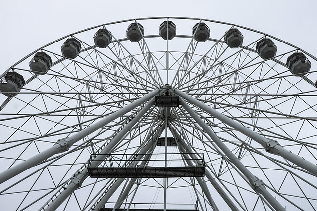 Engineering of Ferris Wheel