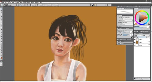 Sayu Corel Painter 2018 XVII