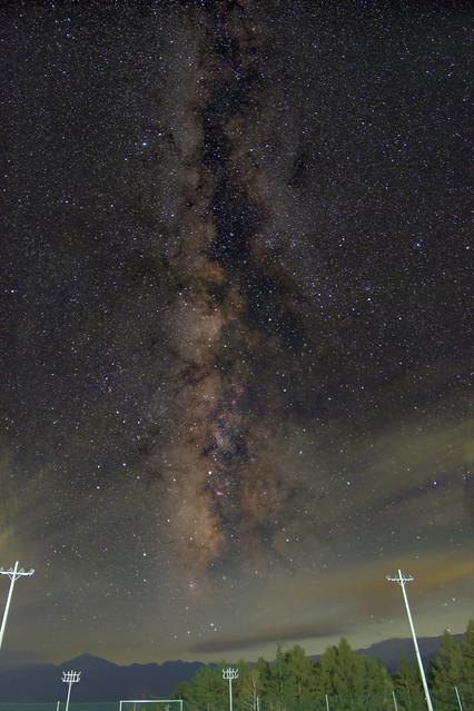 20181007 Upright Milky Way