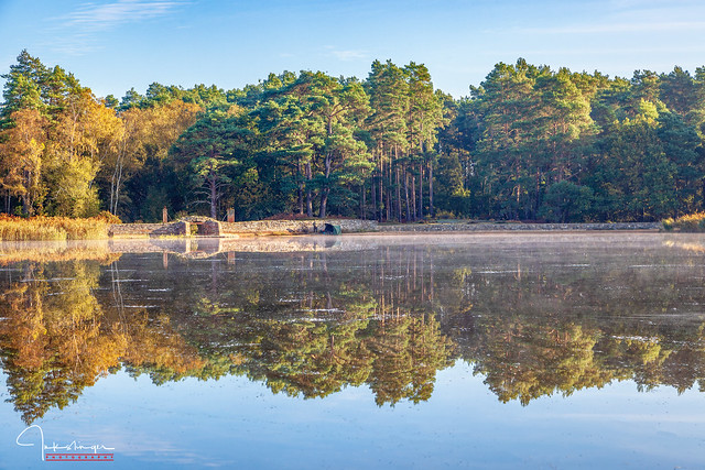 Frensham Little Pond......