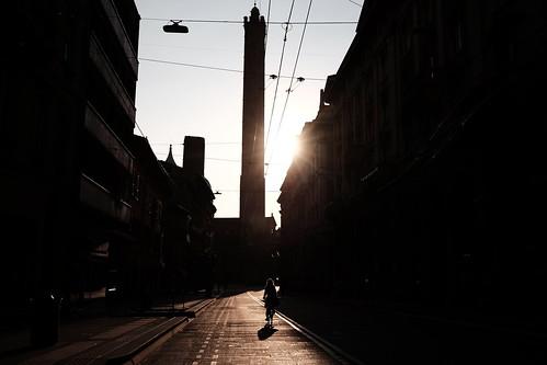 rise sunrise bologna