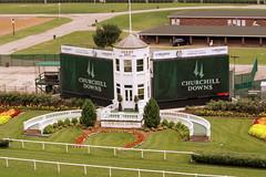 Churchill Downs Winner's Circle