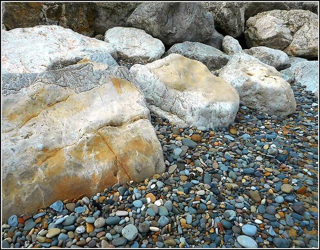 Rocks and Stones..