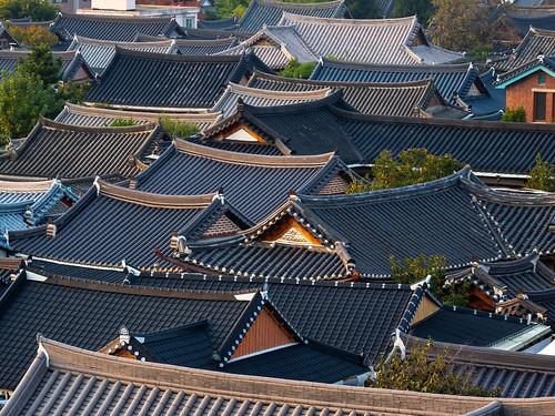 Jeonju Hanok Village | by wonglp