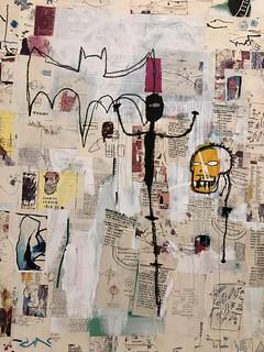 Sans titre, 1987, Jean-Michel Basquiat
