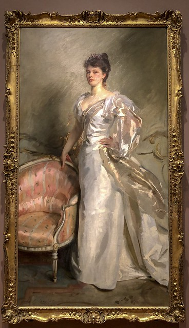 Mrs. George Swinton by John Singer Sargent