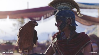 Share of the Week - Assassin's Creed Odyssey | by PlayStation.Blog