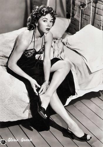 Gloria Grahame in Naked Alibi (1954)