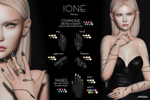IONE @ Vanity Event