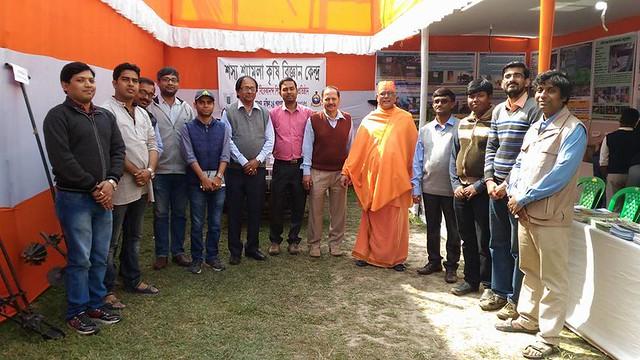 TRI Celebration of Narendrapur RKM Sasya Shyamala Kvk