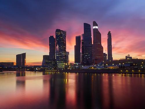 Москва-Сити | by zaxarou77
