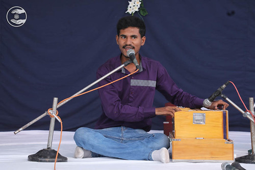 Devotional song by Mukul Gill from Zirakpur Haryana
