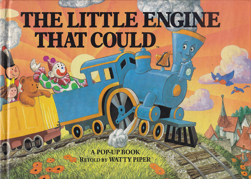 The Little Engine That Could | The Little Engine That Could … | Flickr
