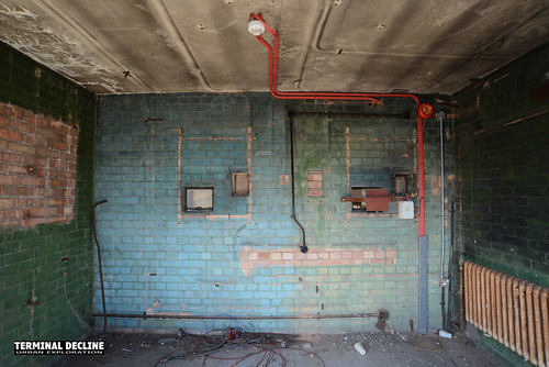 St Georges Hospital 3   by Terminal Decline