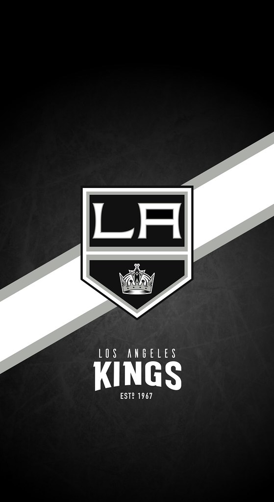 Los Angeles Kings Nhl Iphone X Xs Xr Lock Screen Wallpap