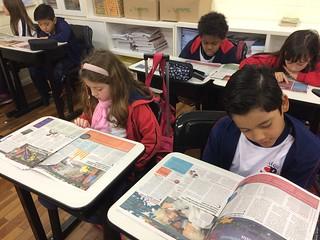 Jornal Joca  - 4º ano A (set/2018)