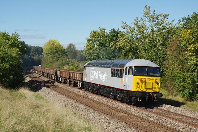 Dc Rail Freight 56103.