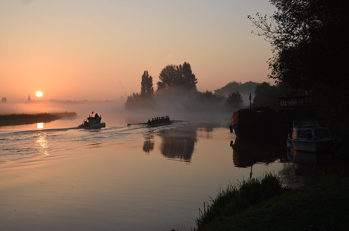 sunrise riverthames oxford nikond810 nikkor2485mmf3545gedvrlens