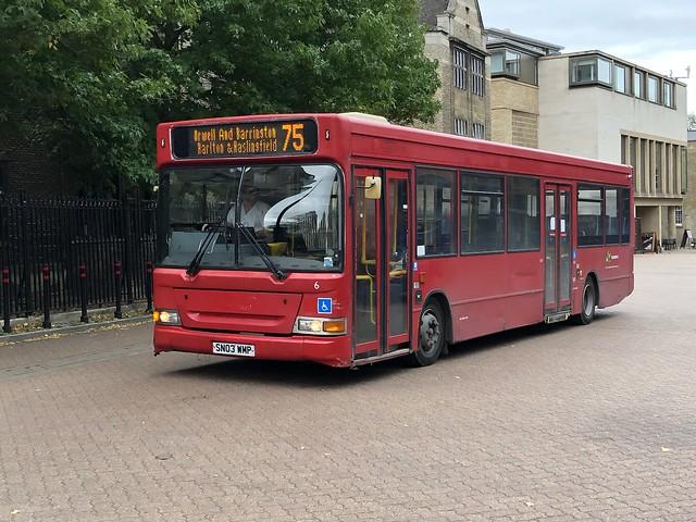 A2B SN03WMP CAMBRIDGE 121018