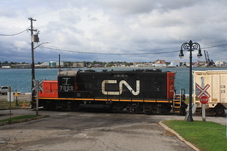 CN 7022 - Downtown Sarnia, ON | by tcamp7837
