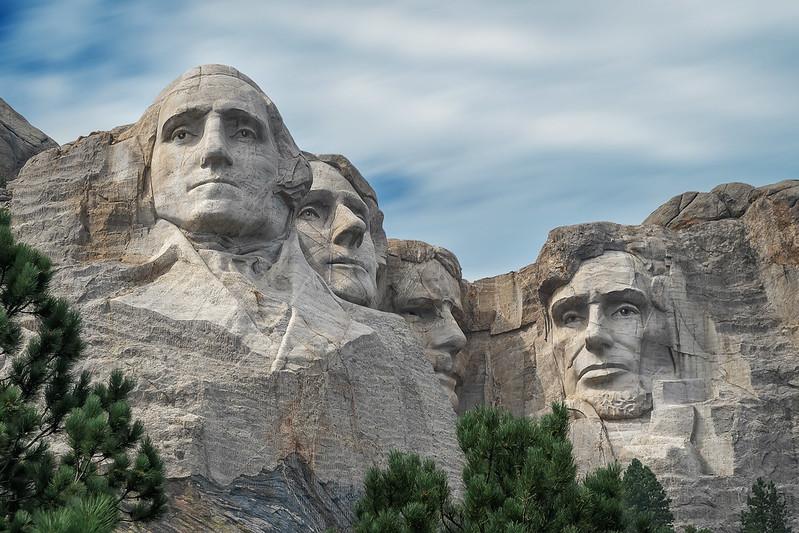 Mount Rushmore National Memorial (Keystone, South Dakota)