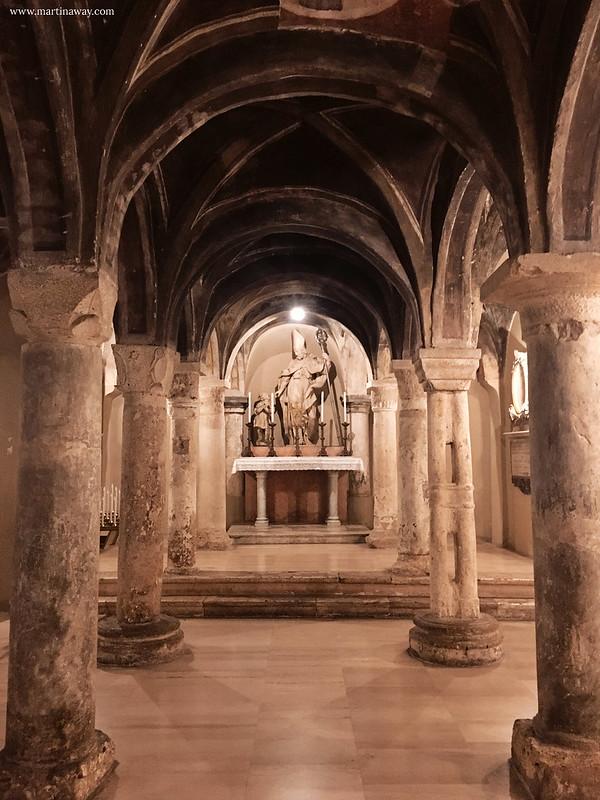 Cripta della Cattedrale di Sant'Emidio