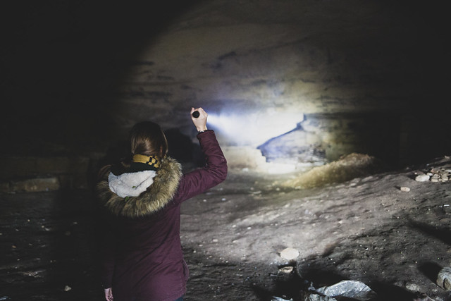 Underground discovery