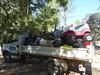 Une partie des déchets rapportés au Parc-Aventure