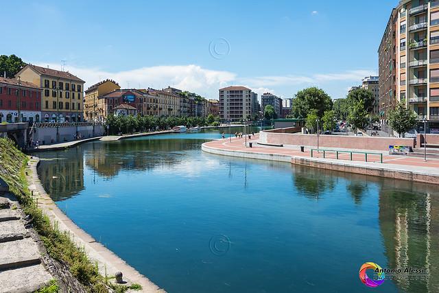 Darsena Viale Gorizia - Milano MI