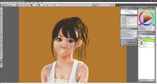 Sayu Corel Painter 2018 XIV