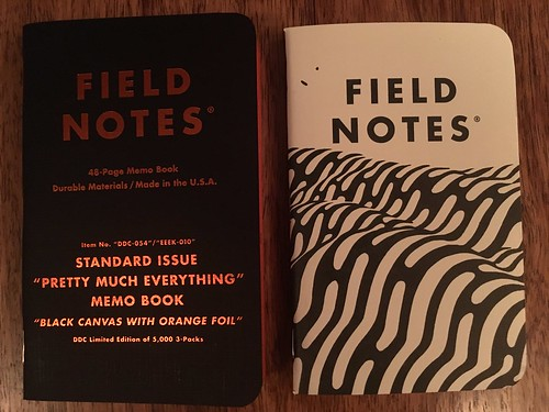 Field Notes Old to New Part 19
