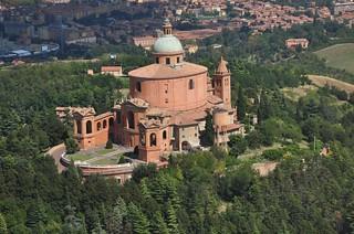 San Luca dall'alto | by alberto.cisotto