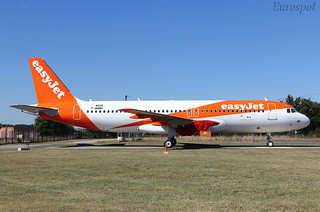 F-WWBH Airbus A320 Easyjet | by @Eurospot