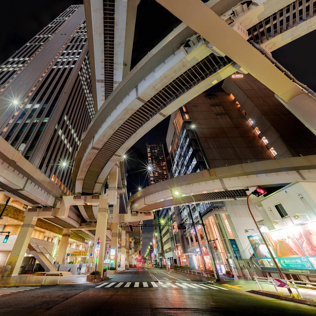 東池袋出入口 | Ken OHYAMA | Flickr