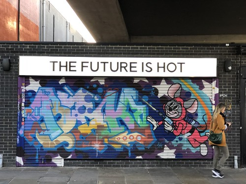 The future is hot
