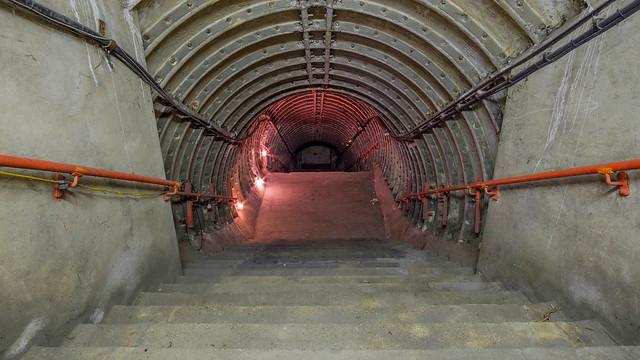 Clapham South Bunker