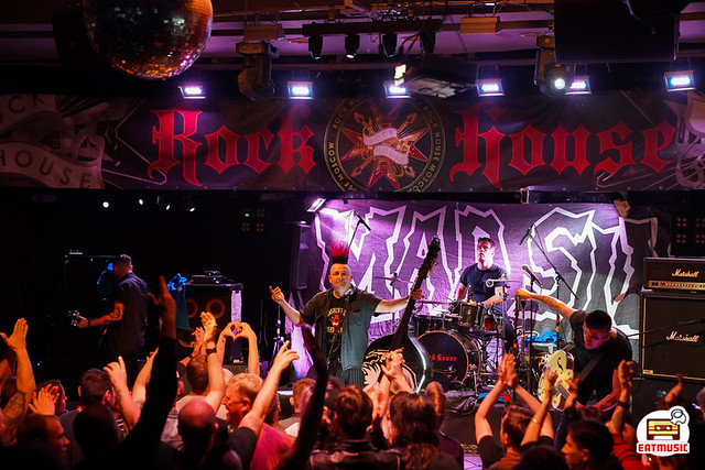 06/10/2018 Mad Sin @ Rock House
