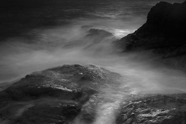 Blue hour - Viðareiði