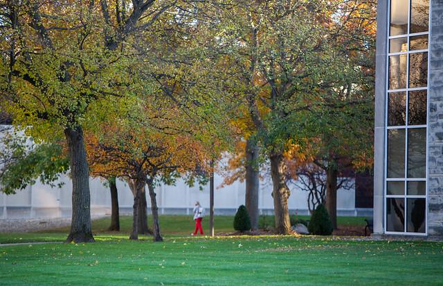 Autumn at IU Kokomo