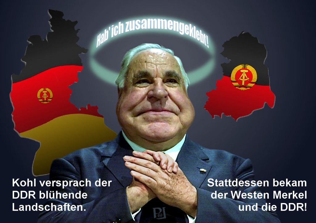 Helmut Kohl - Wiedervereinigung
