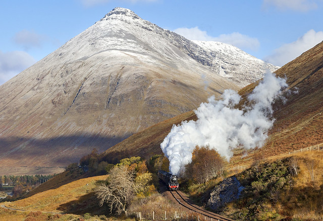 On the west highland