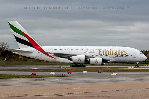Emirates_A380_A6-EUW_20181029_HAM-2 | by Dirk Grothe | Aviation Photography