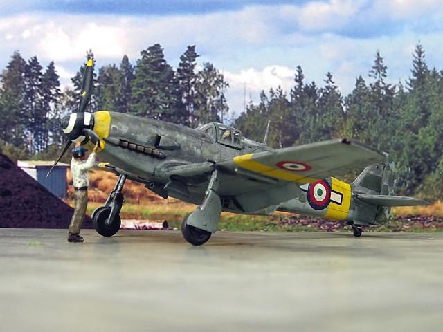 1:72 I.M.A.M. Ro.70 'Asta', aircraft