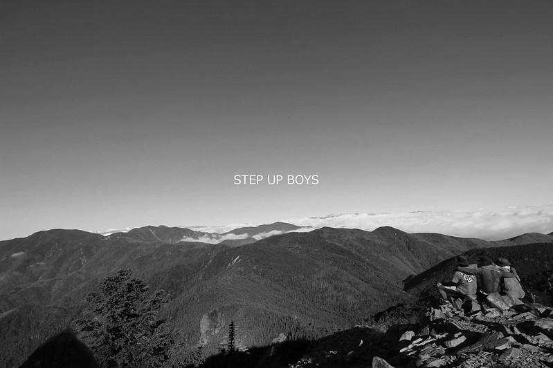 STEP UP BOYS